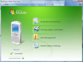 WMDC-smartphone