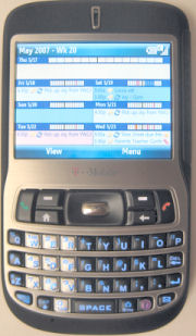 T-Mobile Dash with Windows Mobile 6