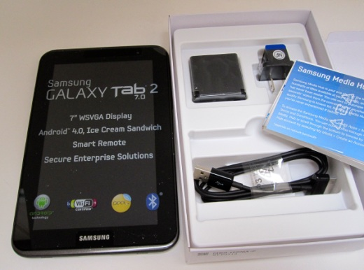 MobileViews Blog :: Samsung Galaxy Tab 2 7.0 (7-inch ...